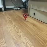 【ライフハック】部屋でマップのピンをたてるだけで非日常感がすごい